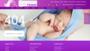 Psychologische Vorbereitung der leiblichen Eltern zur Erziehung des Kindes, das dankbar dem Leihmutterschaftsprogramm, geboren ist.