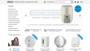 Wyposażenie łazienek: suszarki do rąk • dozowniki mydła • pojemniki na ręczniki