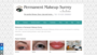 Permanent Makeup & Eyebrow tattooing Surrey