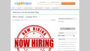 Who's Hiring? – October 2014