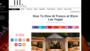 How To Dine Al Fresco at Wynn Las Vegas