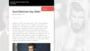 David Beckham Fan Site
