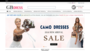 Cheap Junior Lace Bridesmaid Dresses UK, Vintage Style Available Online