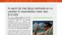 hoe geld verdienen met blog