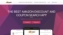 Azonator, the best Amazon Discount Finder
