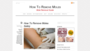 How To Remove Moles Safely