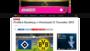 Prediksi Hamburg vs Dortmund 21 November 2015