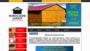 Producent garaży blaszanych, wiat, ogrodzeń, bram z blachy| Nowoczesne-Garaże