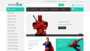 Dulex superhero costumes manufacturer