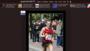 Brzydki koniec maratonu