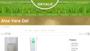 Aloe Vera Cream Contain 100% Pure Aloe Vera Gel