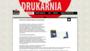Druk broszur, folderów, teczek firmowych - Warszawa
