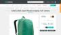 """CASE LOGIC Jaunt Plecak na laptop 15,6"""" zielony - Uniwersalne 15"""" - 16"""" - Sklep internetowy Digimania.pl"""