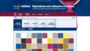 Kolory farb - Paleta kolorów ścian- Studio Dekoral